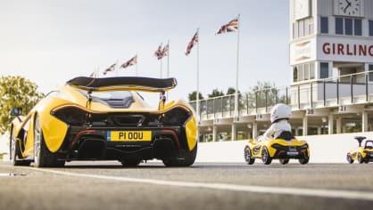 McLaren P1 5th anniversary 5