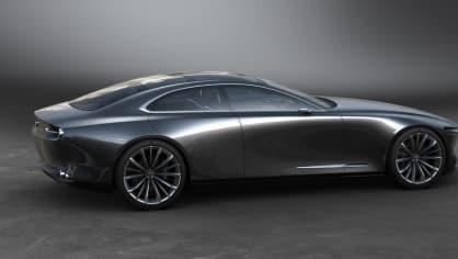 Mazda Vision Coupe 7