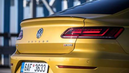 Volkswagen Arteon R-Line 2.0 TSI exteriér 13