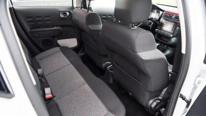 Citroën C3 1.2 PureTech interiér 6