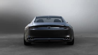 Mazda Vision Coupe 8