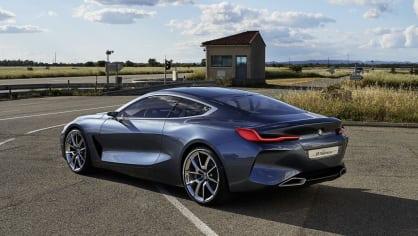 BMW Concept řady 8 5
