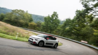 Citroën C3 1.2 PureTech jízda 3