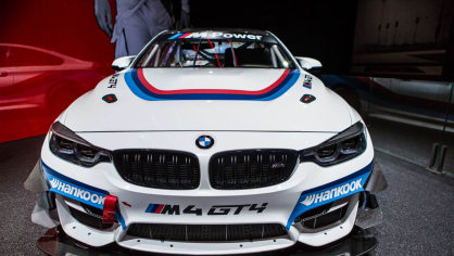 Novinky BMW na stánku ve Frankfurtu. 9