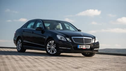 Mercedes-Benz E 220 CDI exteriér 10