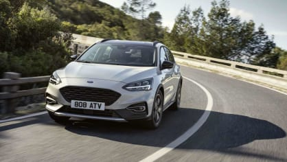 Ford Focus Active 2018