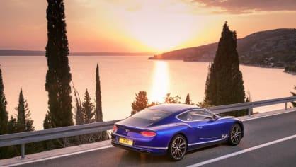 Bentley odhalilo nový Continental GT, vládce luxusních kupé. 5