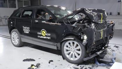 Range Rover Velar Euro NCAP 2