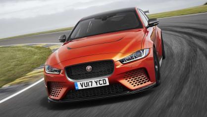 Project 8, nejsilnější Jaguar všech dob 5