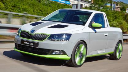 Koncept Škoda FunStar z roku 2015 2