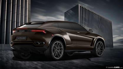 Lamborghini Urus má zaujmout ženy - Obrázek 16