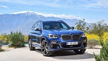 Nové BMW X3 2