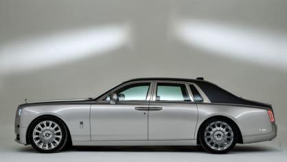 Rolls-Royce Phantom 2018 2