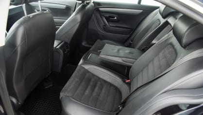 Ojetý Volkswagen CC interiér 8