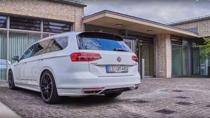 VW Passat 2.0 TSI HGP 5