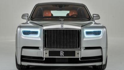 Rolls-Royce Phantom 2018 1