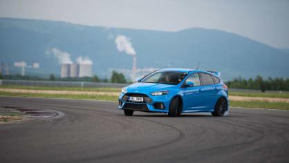 Takhle jsme proháněli nový Focus RS 4