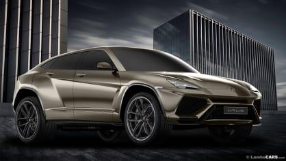 Lamborghini Urus má zaujmout ženy - Obrázek 15
