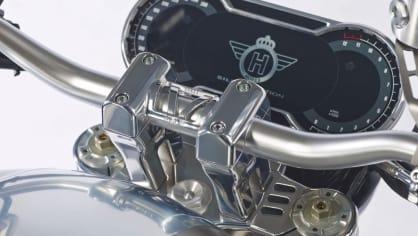 Horex VR6 Silver Edition - Obrázek 6