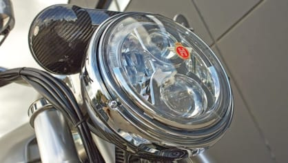 Horex VR6 Silver Edition - Obrázek 10