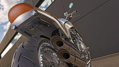 Horex VR6 Silver Edition - Obrázek 2
