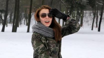 Ukázka z parodie na Stmívání, kde hlavní roli hraje Anna Slováčková