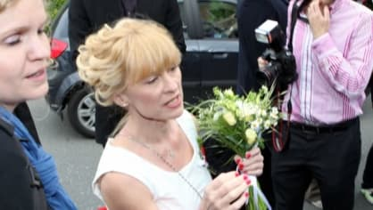 Dana Batulková, matka ženicha