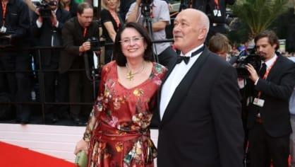 Místopředsedkyně ODS Miroslava Němcová s manželem Vladimírem