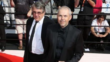 Producent Bouček a moderátor Marek Eben