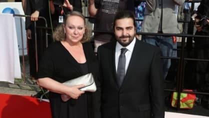 Gábina Osvaldová s milencem dorazila na stejný večírek, kde byl i její manžel Ondřej Soukup s partnerkou Lucií Šoralovou. Žádný problém