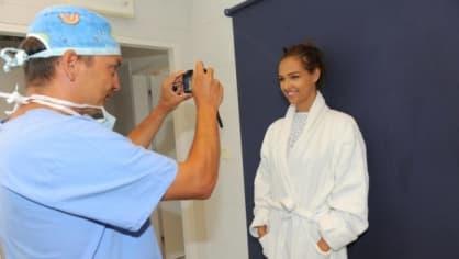 Fotodokumentace před operací