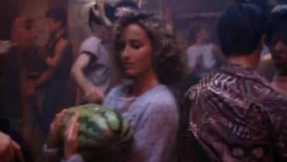 Přinesla jsem meloun