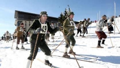Konečně je to tady, lyžařská sezona odstartovala. Vleky už fungují v Branné na Šumpersku, na Kvildě i v Krkonoších. Oprašte lyže a hurá do hor.