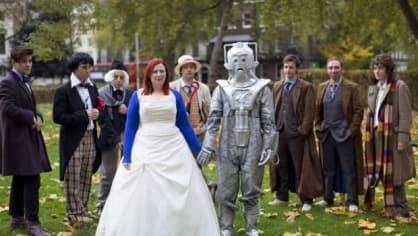 50 svateb pro Doctora Who