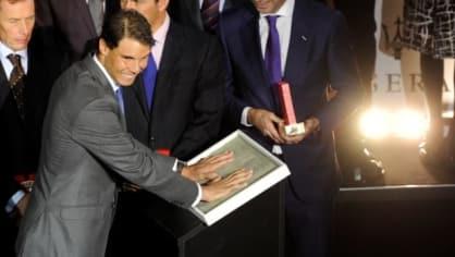 Nadal vyhlášen nejlepším sportovcem v historii Španělska