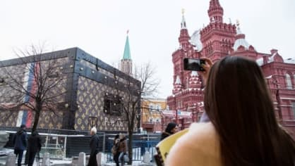 Moskva oslaví Nový rok asi v kufru