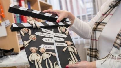 Zlínské filmové ateliéry mají nové klapky