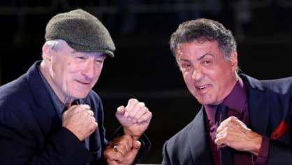 Stallone a De Niro jdou znovu do ringu