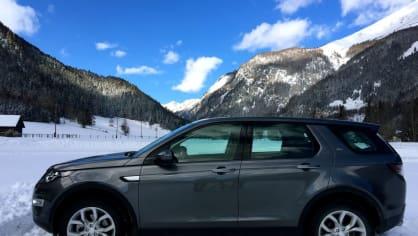 Land Rover Discovery Sport Test - Obrázek 8