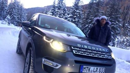 Land Rover Discovery Sport Test - Obrázek 10