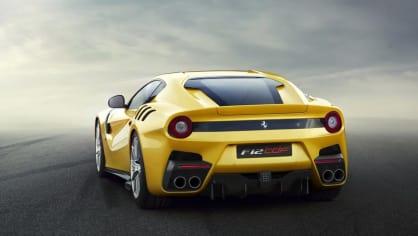 Exkluzivní Ferrari F12 TDF - Obrázek 4