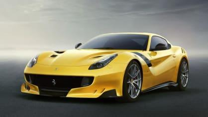 Exkluzivní Ferrari F12 TDF - Obrázek 2