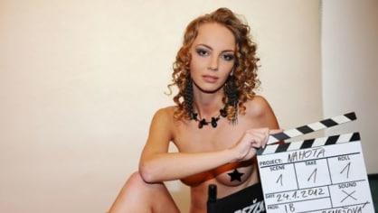 Ivanna Benešová – Jasmine. Úspěšná pornoherečka točí o své profesi dokumenty