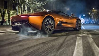 Auta z nového Jamese Bonda v akci - Obrázek 9
