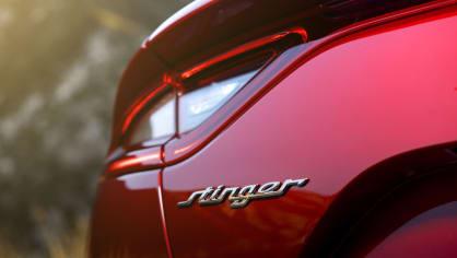 Kia Stinger je žihadlo - Obrázek 28