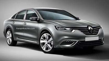 Renault Laguna Render