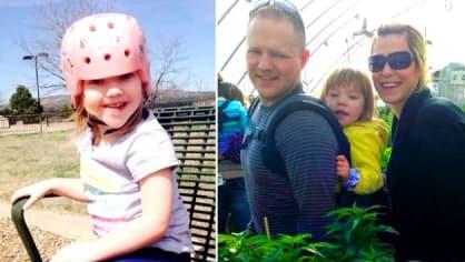 Epileptický záchvat měla poprvé v devíti měsících
