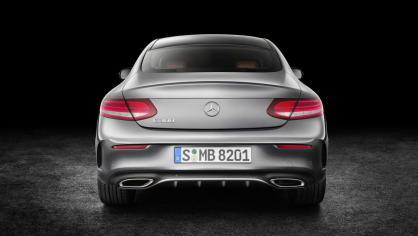 Mercedes-Benz C Coupe