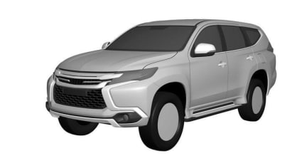 Mitsubishi Pajero 2016