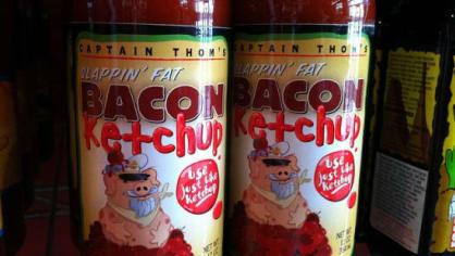 Slaninový kečup se ještě dá pochopit